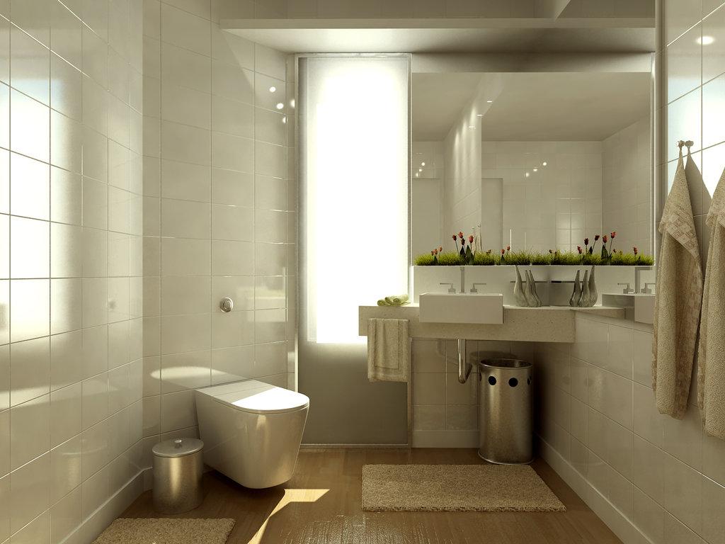how to tile a bathroom photo - 1