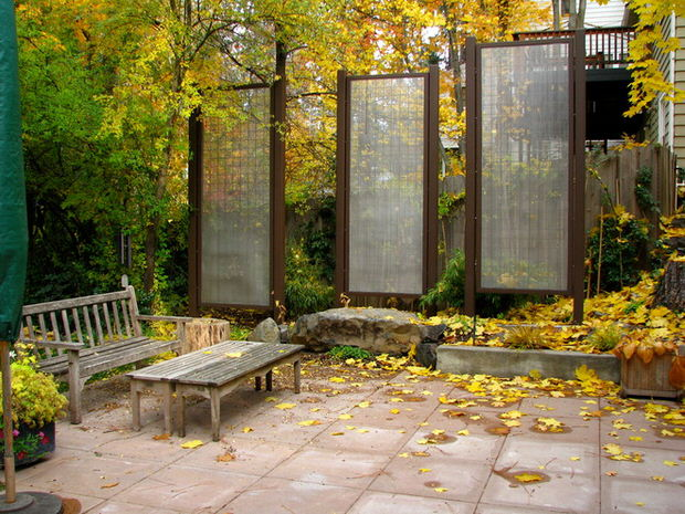 ideas for backyard privacy photo - 2