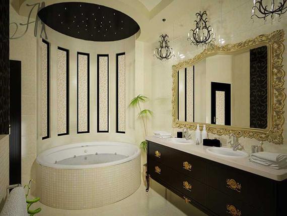 ideas for decorating a bathroom photo - 1