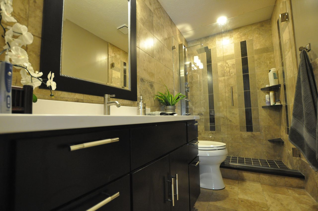 ideas for decorating a small bathroom small bathroom remodel - Small Bathroom Renovation