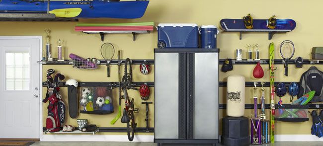 ideas for garage organization photo - 1