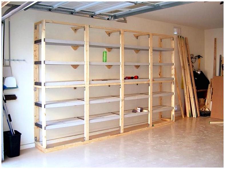 ideas for garage shelves photo - 1
