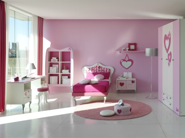 ideas for girls bedrooms photo - 2