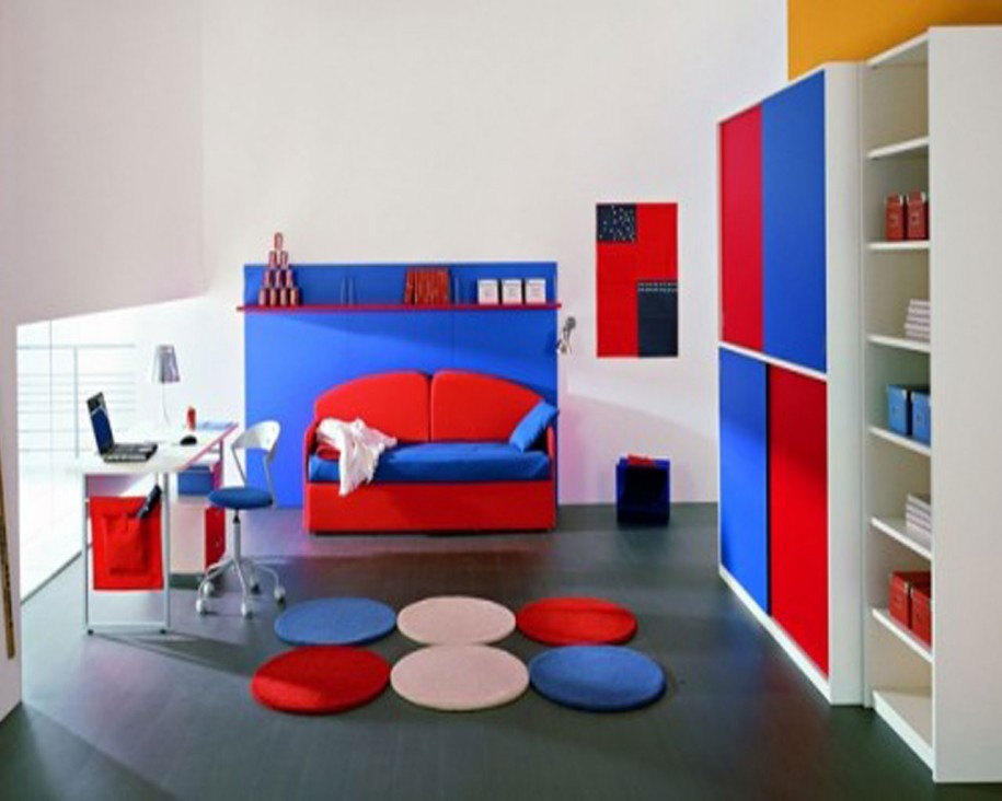 ideas for kids bedroom photo - 2