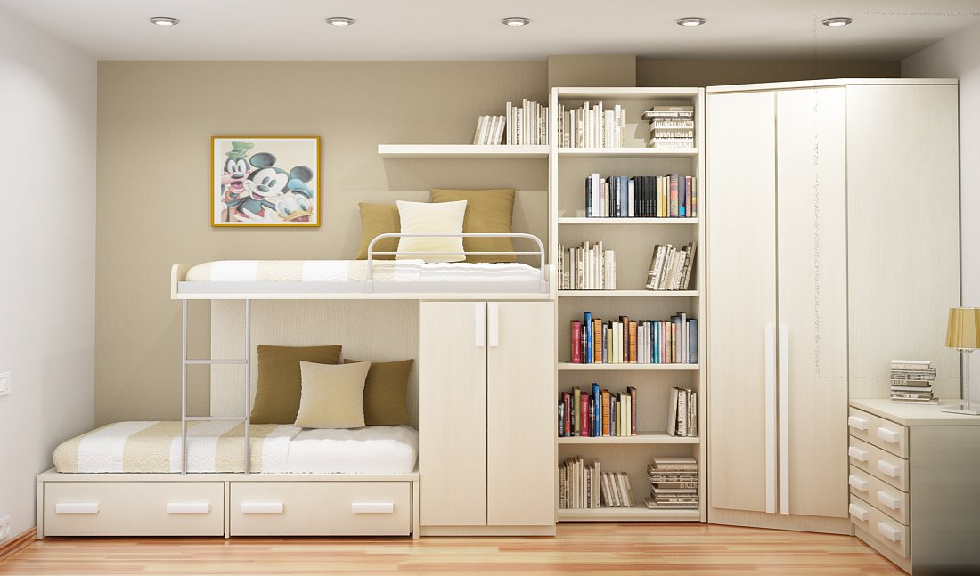 ideas for kids bedrooms photo - 2