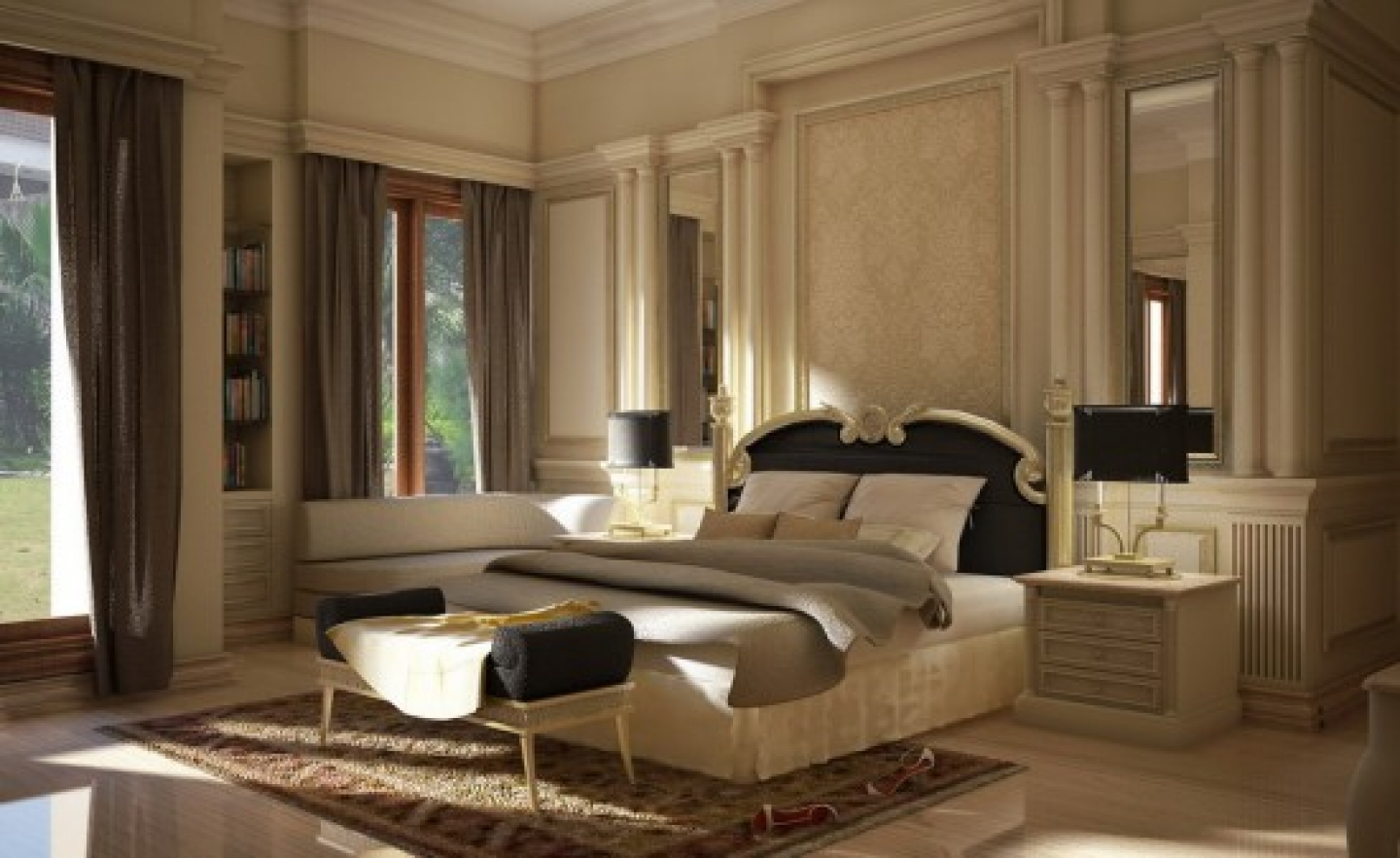 ideas for master bedroom colors photo - 1