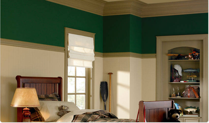 ideas for painting bedroom walls photo - 1