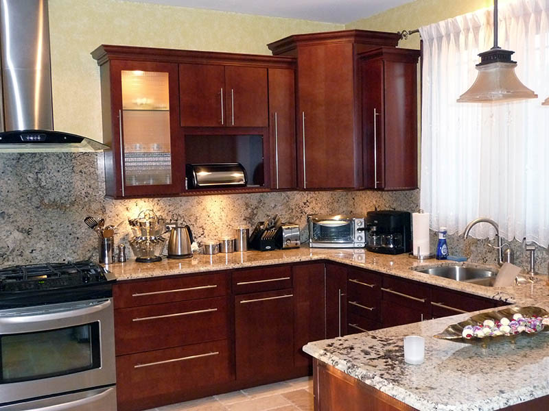 ideas for remodeling a small kitchen photo - 1
