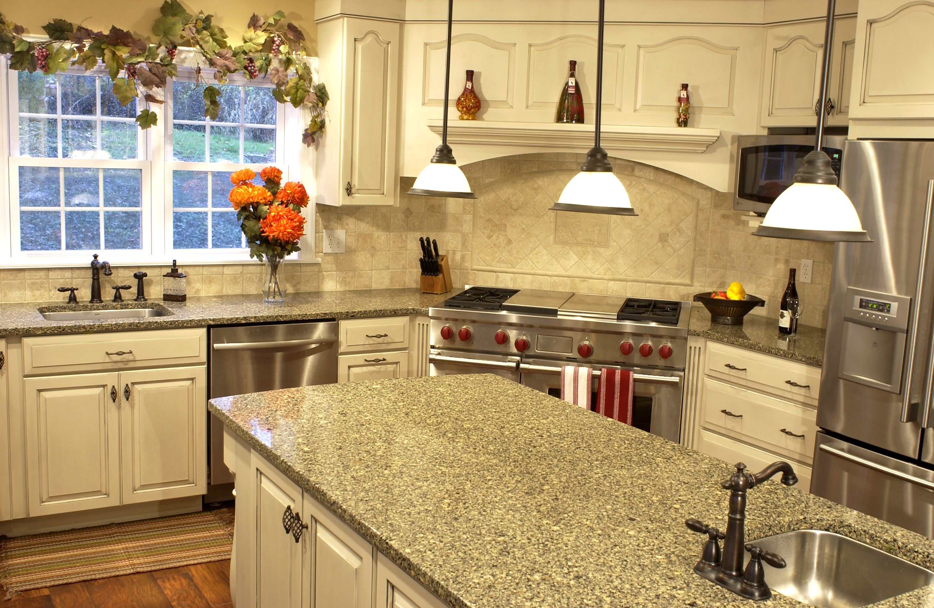 ideas for remodeling a small kitchen photo - 2