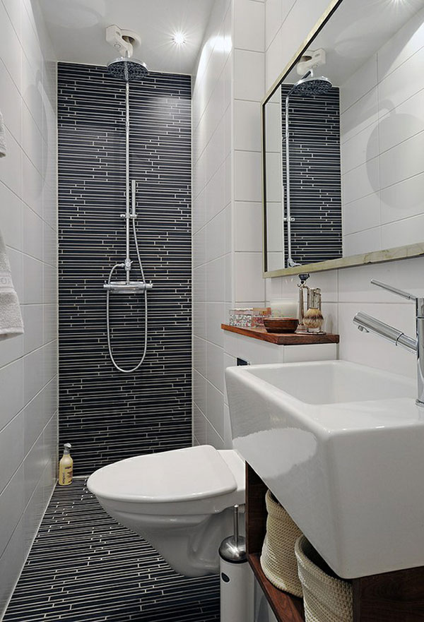 ideas for small bathrooms photo - 1