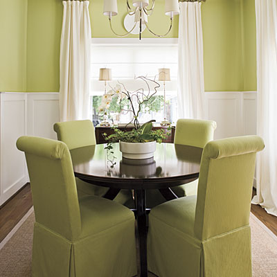 Decorating Ideas For Small Dining Rooms