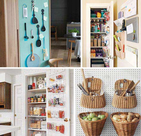ideas for small kitchen storage photo - 2