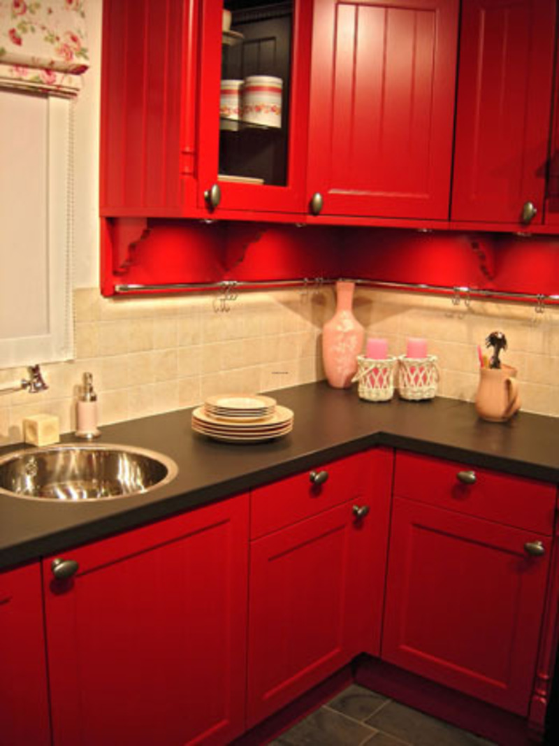 ideas for small kitchens photo - 1