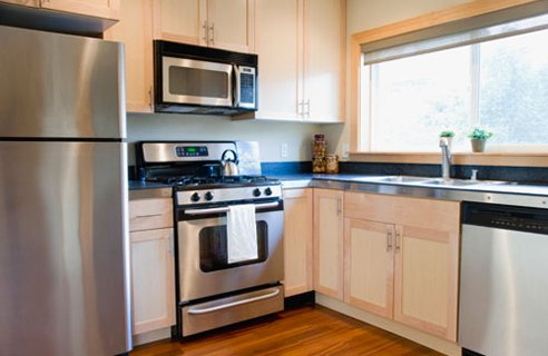 ideas for small kitchens layout photo - 2
