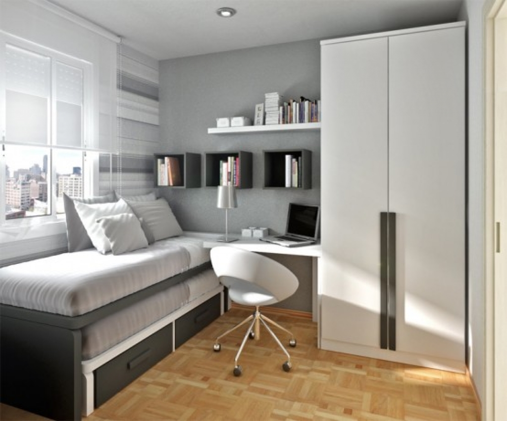 ideas for teenage bedrooms photo - 1