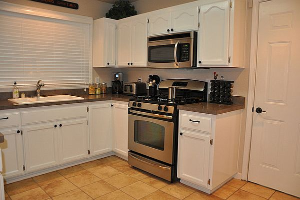 images of small kitchens photo - 1