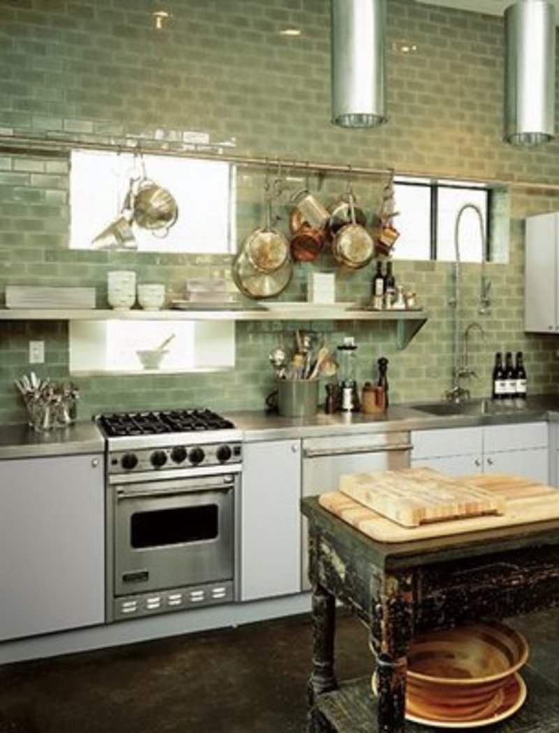 images of small kitchens photo - 2