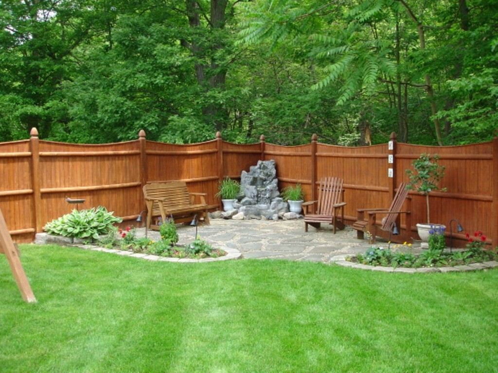 inexpensive backyard patio ideas photo - 2