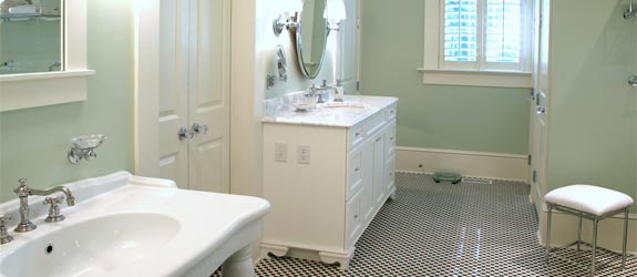 inexpensive bathroom remodels photo - 1