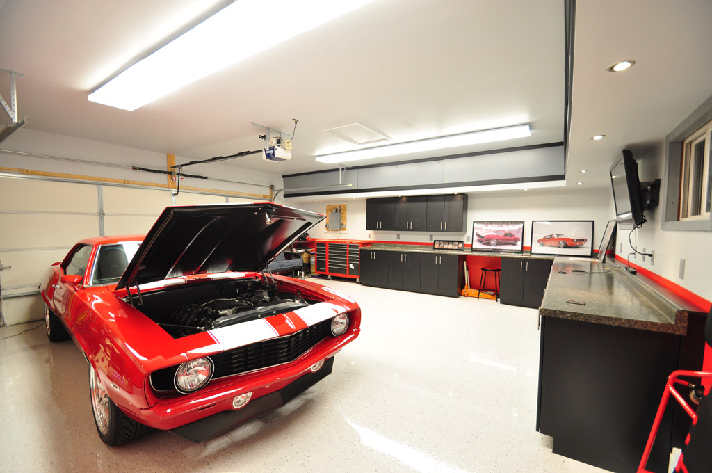 inside garage ideas photo - 2