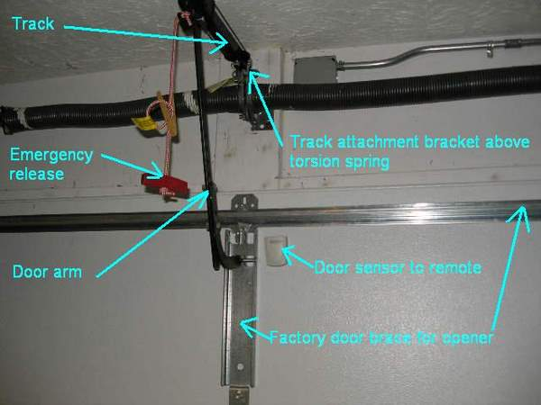 replacing garage door openerInstall a garage door opener  large and beautiful photos Photo