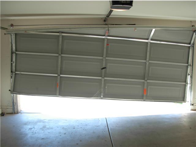 install a garage door opener photo - 2