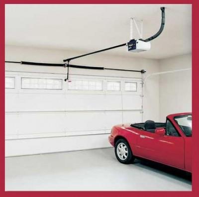 install garage opener photo - 1