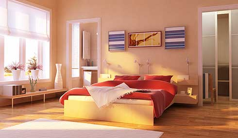 Interior bedroom colors - large and beautiful photos. Photo to select  Interior bedroom colors | Design your home