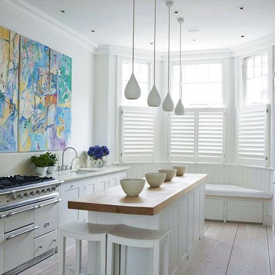 island for small kitchen ideas photo - 2