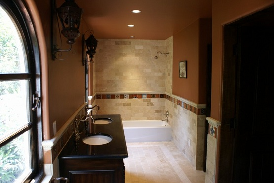 jack and jill bathroom designs photo - 1
