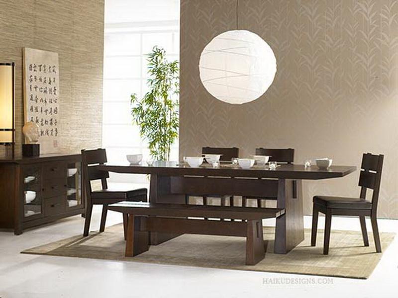 japanese dining furniture photo - 1
