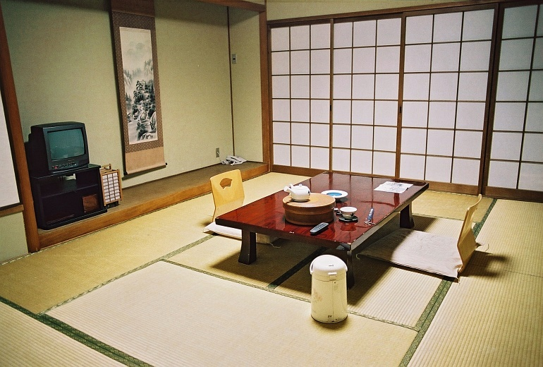 Traditional Japanese Dining Room japanese dining room table - large and beautiful photos. photo to