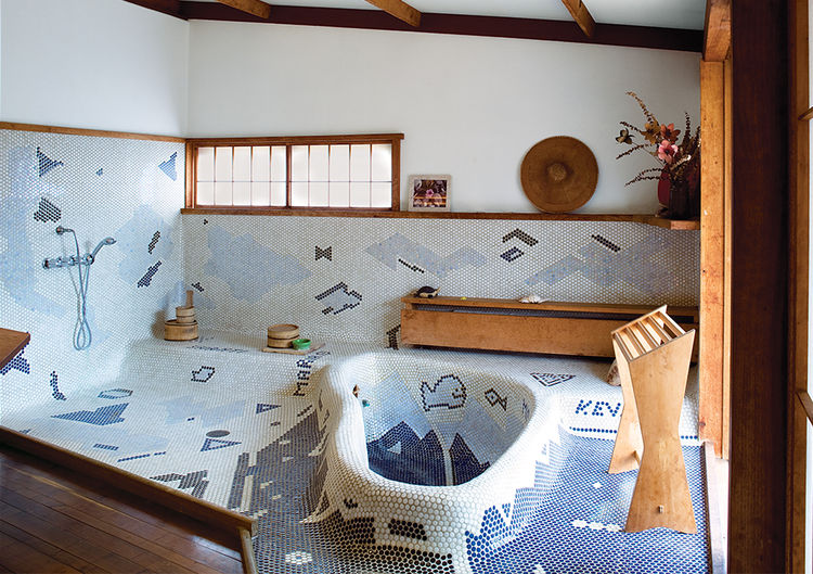 Japanese style bathroom large and beautiful photos Photo to