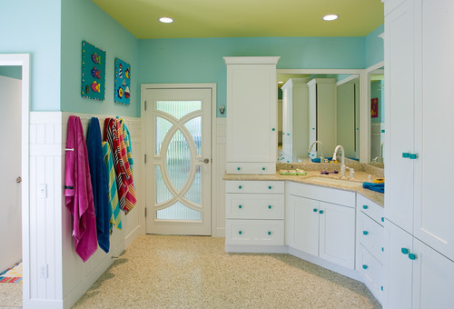 kids bathroom ideas photo - 1