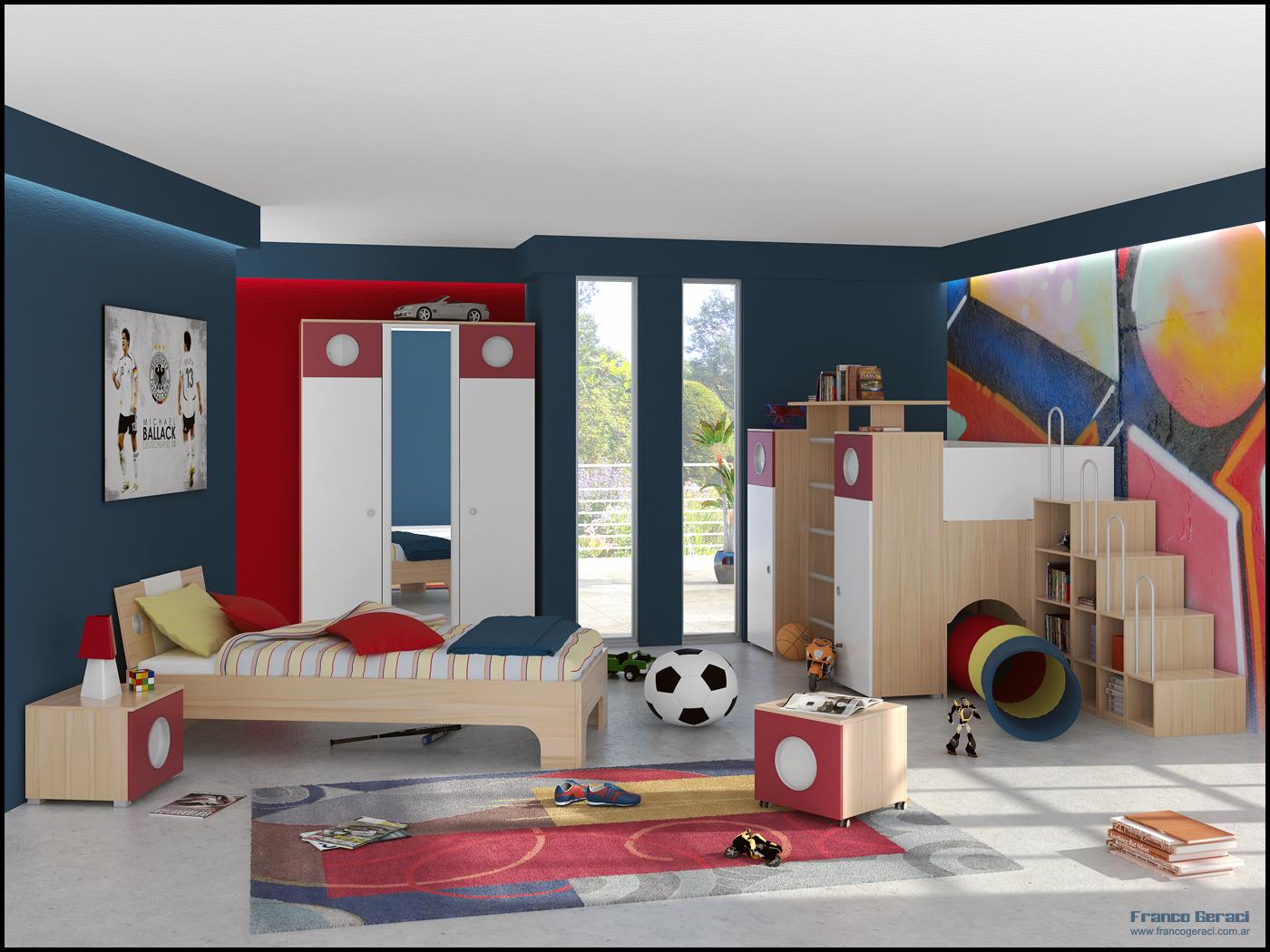 kids bedroom accessories photo - 2