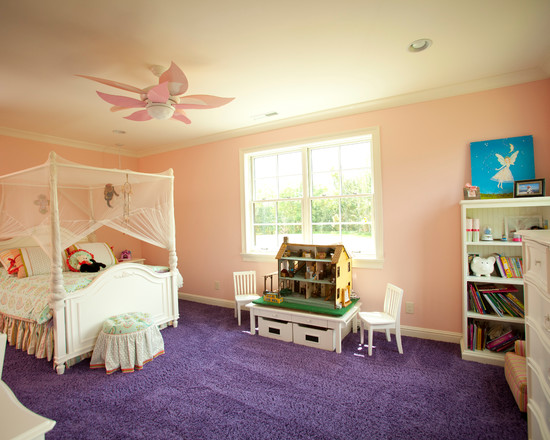 Charming Kids Bedroom Carpet Design Inspirations