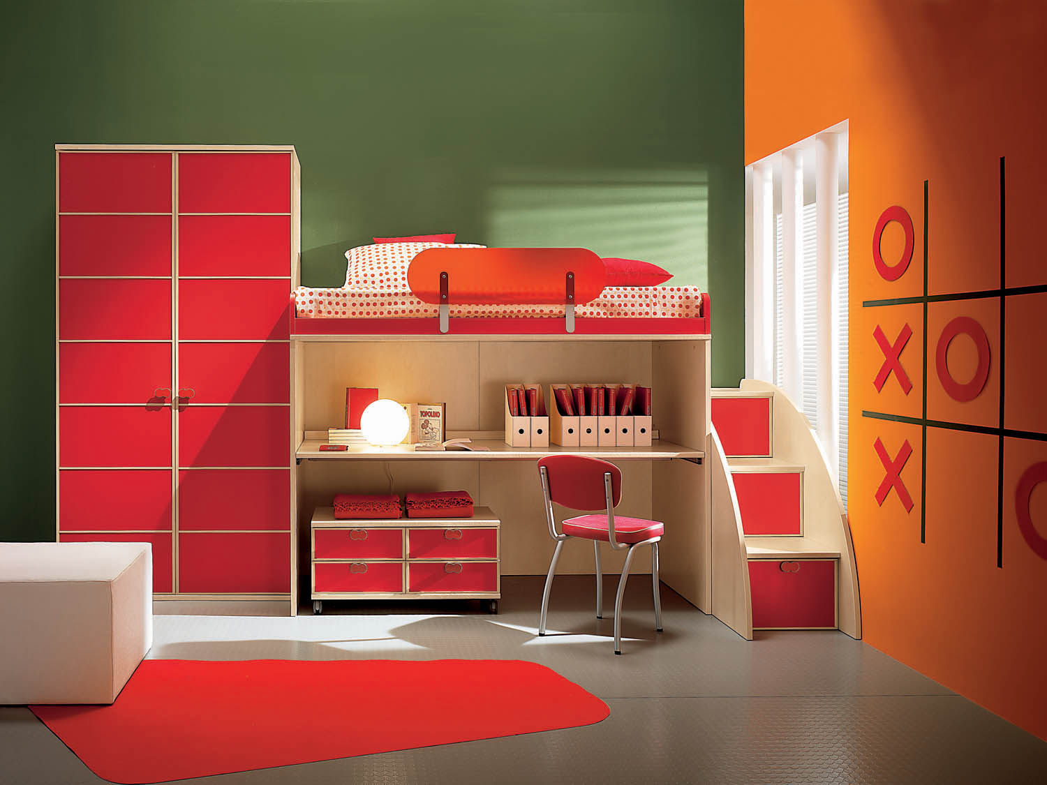 kids bedroom color ideas photo - 2
