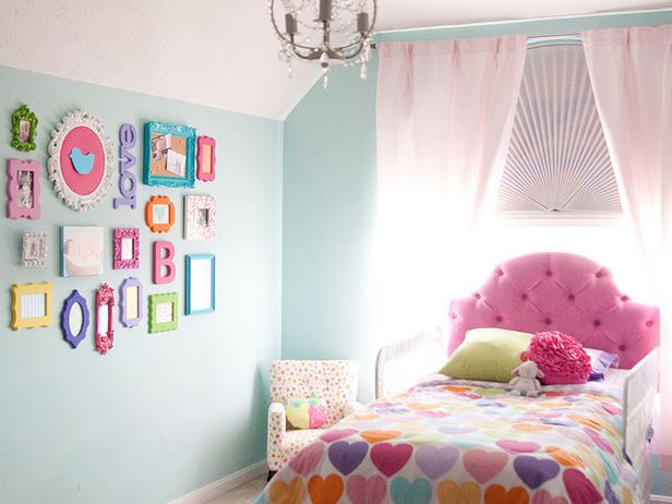 kids bedroom decorating ideas photo - 1
