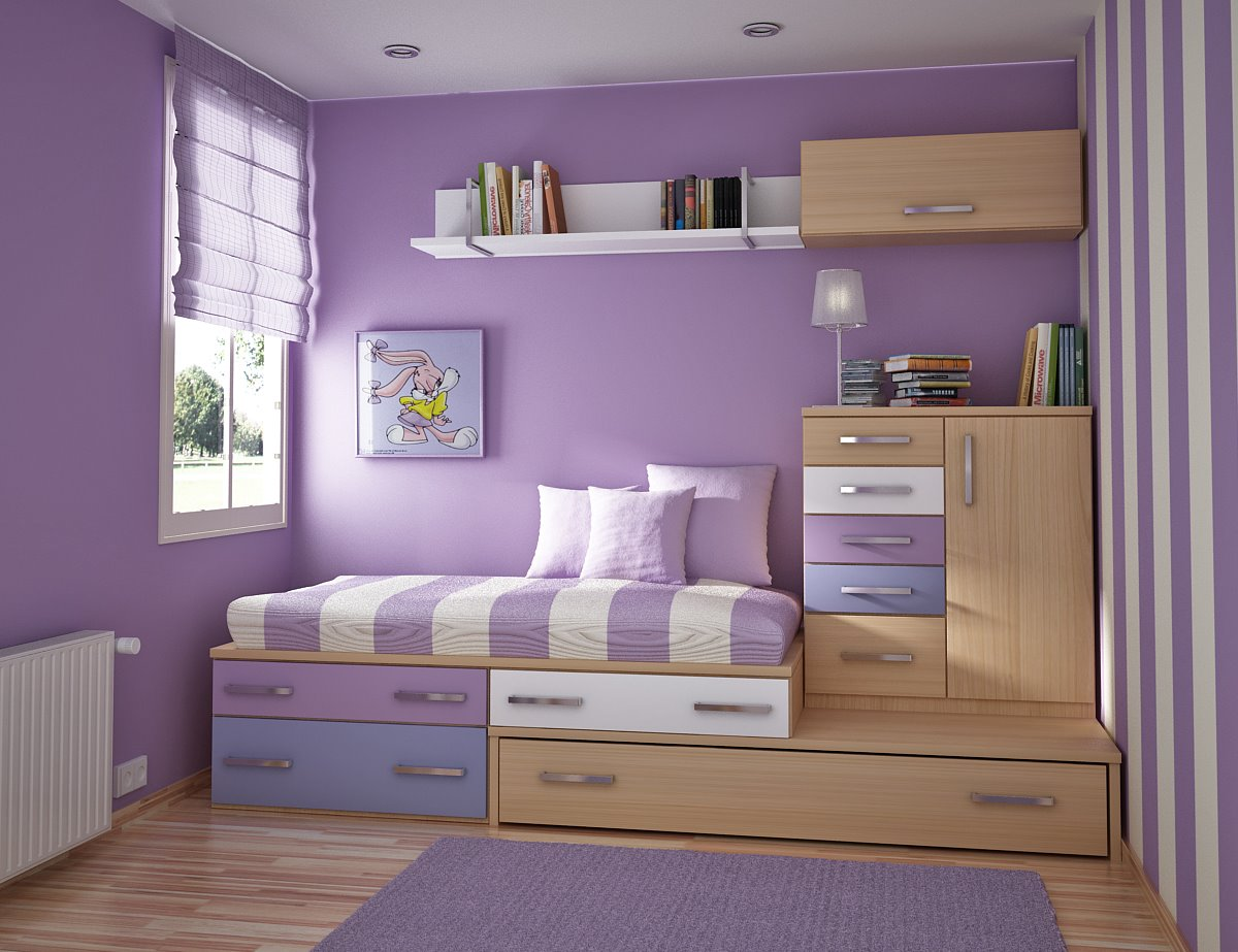 kids bedroom design ideas photo - 1
