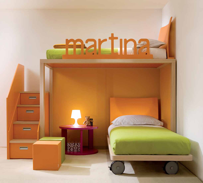 kids bedroom design ideas photo - 2