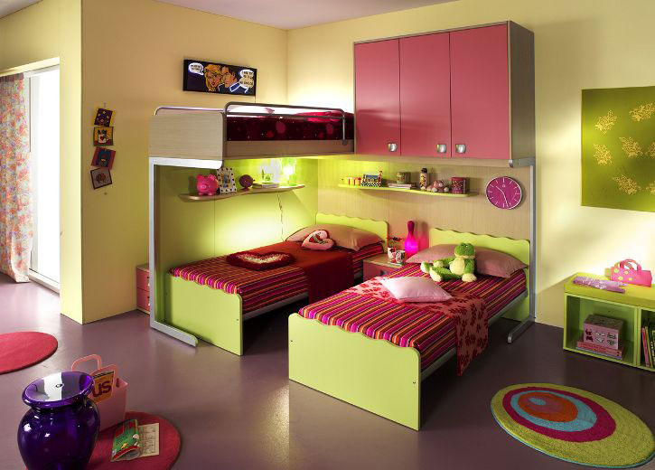 kids bedroom designs photo - 2