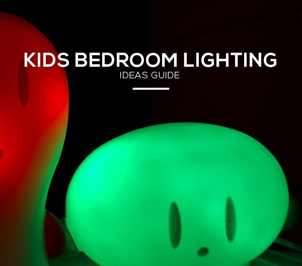 kids bedroom lighting photo - 1