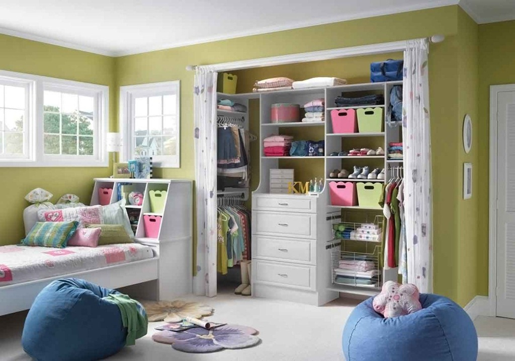 kids bedroom organization photo - 1