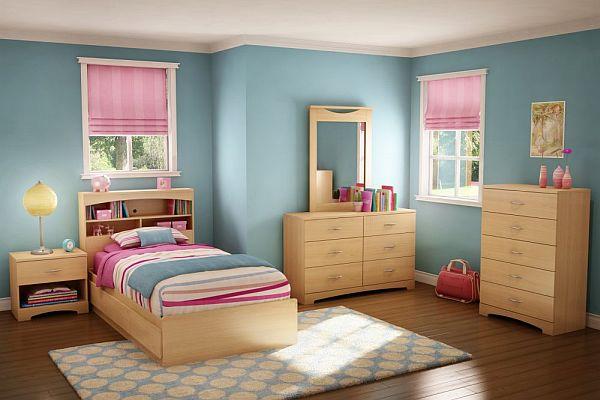photos of girls kid's bedroom № 12507