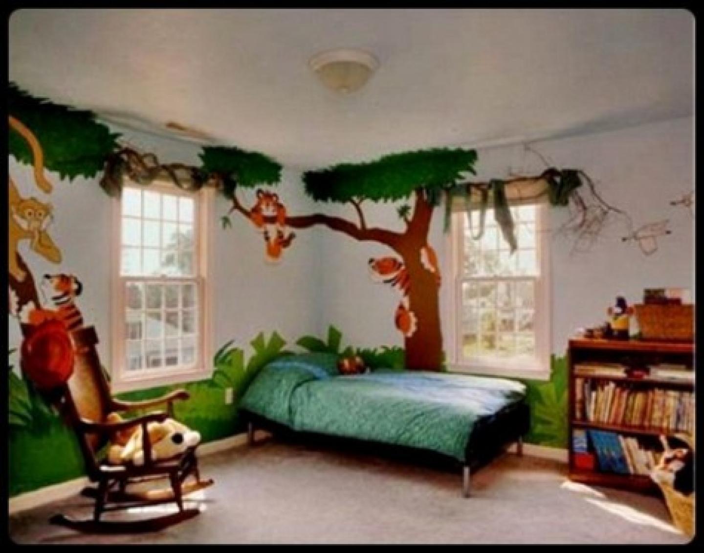 kids bedroom painting ideas photo - 2