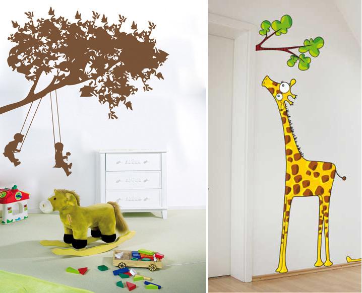 kids bedroom wall stickers photo - 1