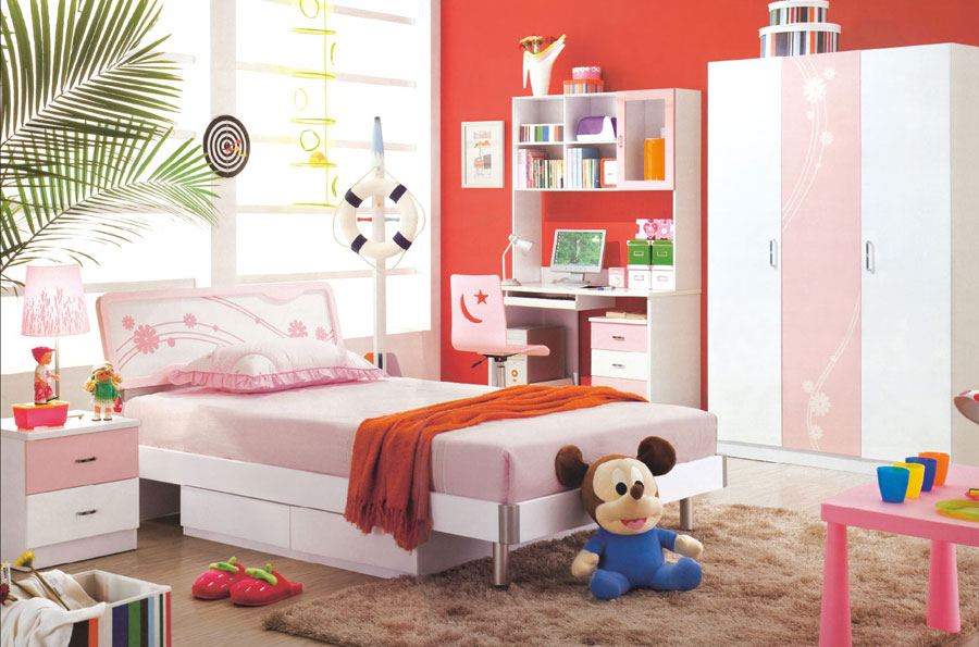 kids bedrooms ideas photo - 2