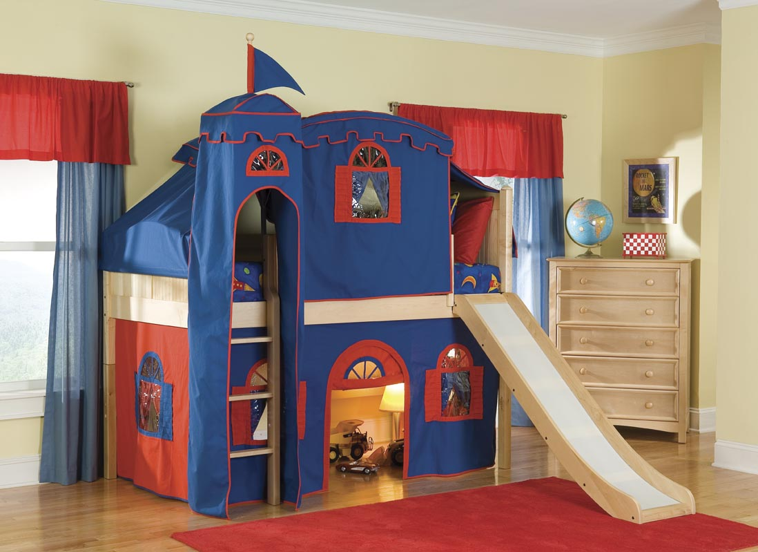 Kids theme bedrooms - large and beautiful photos. Photo to select ...