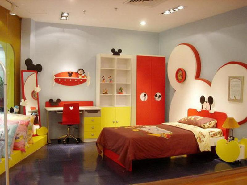 Kids Themed Bedrooms Photo   2