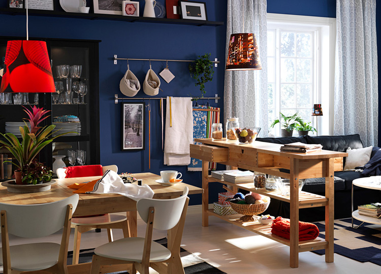 kitchen and dining room ideas photo - 2